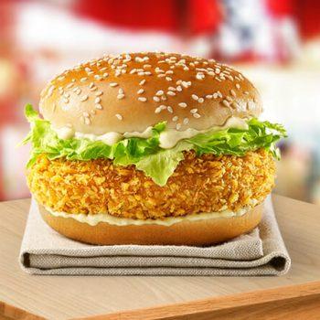 Burger & Cơm