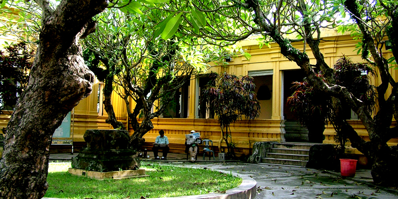 Bảo tàng điêu khắc Chăm Pa - Đà Nẵng