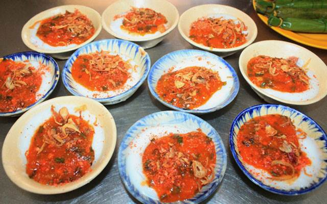 đặc sản món ăn ngon Đà Nẵng