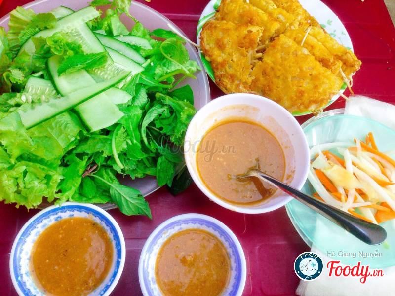 Bánh xèo quán cô Mười Đà Nẵng