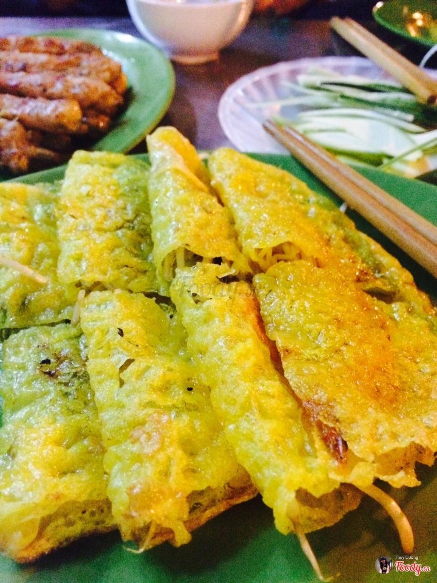 Bánh xèo Xuân - Phan Tứ