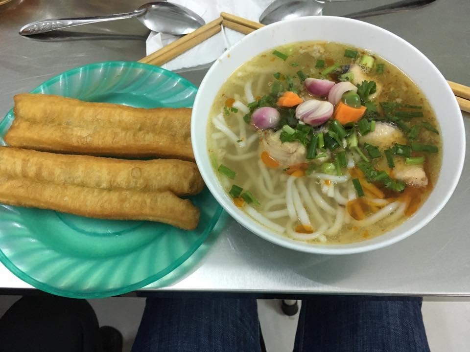 Bánh canh Nga Đà Nẵng