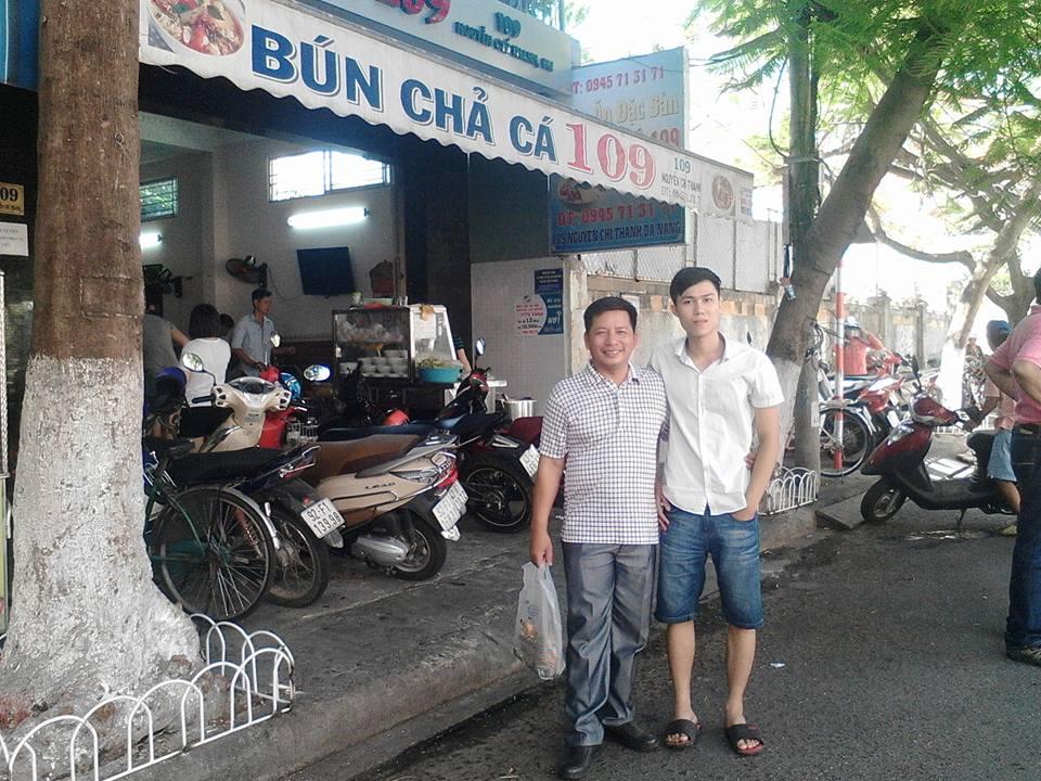 Quán bún chả cá số 109 Nguyễn Chí Thanh