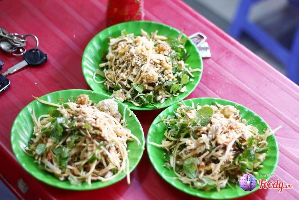 Mít trộn Dì Anh Đà Nẵng
