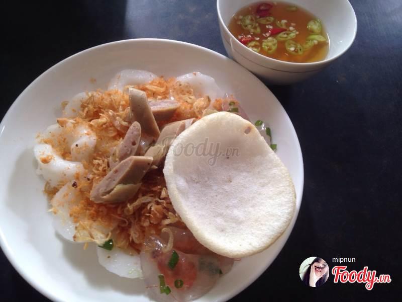 Bánh ướt Núi Thành Đà Nẵng