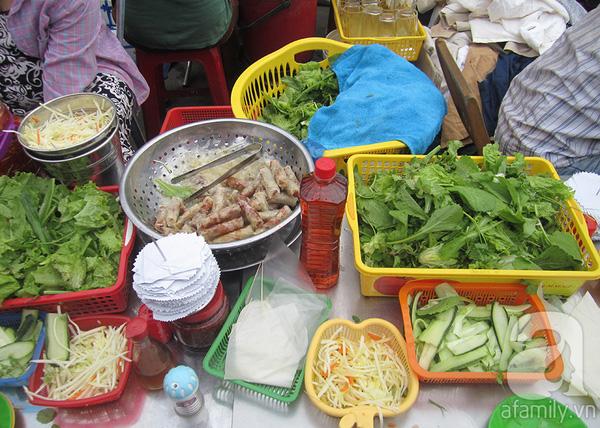 Thế giới quà vặt hấp dẫn tại chợ Cồn, Đà Nẵng 9