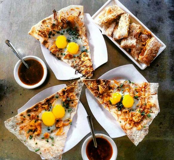 Bánh kẹp - quán ăn ngon Đà Nẵng